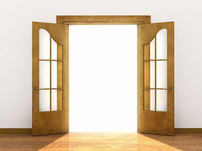 Starší dveře