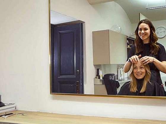 Zuzana je empatická kadeřnice s vizuálním vnímáním (Zdroj: Prima DOMA MEDIA, s.r.o.)