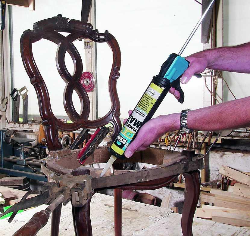 TIP 2: Ohýbané dřevo