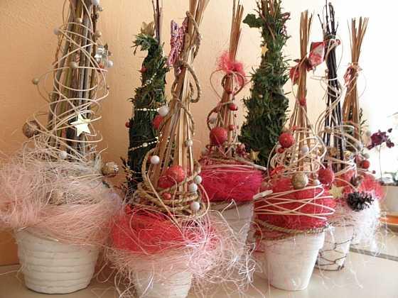 Nechte se inspirovat fantazií a šikovností dětí a vyrobte si vánoční dekorace