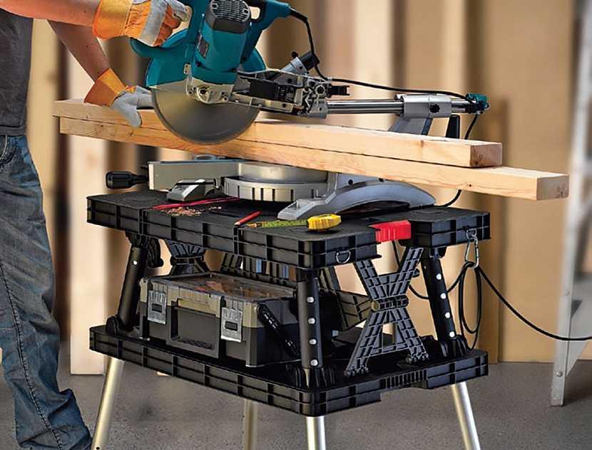 Kapovací a pokosová pila zajistí přesnost při řezání kolmých řezů i řezů pod úhlem