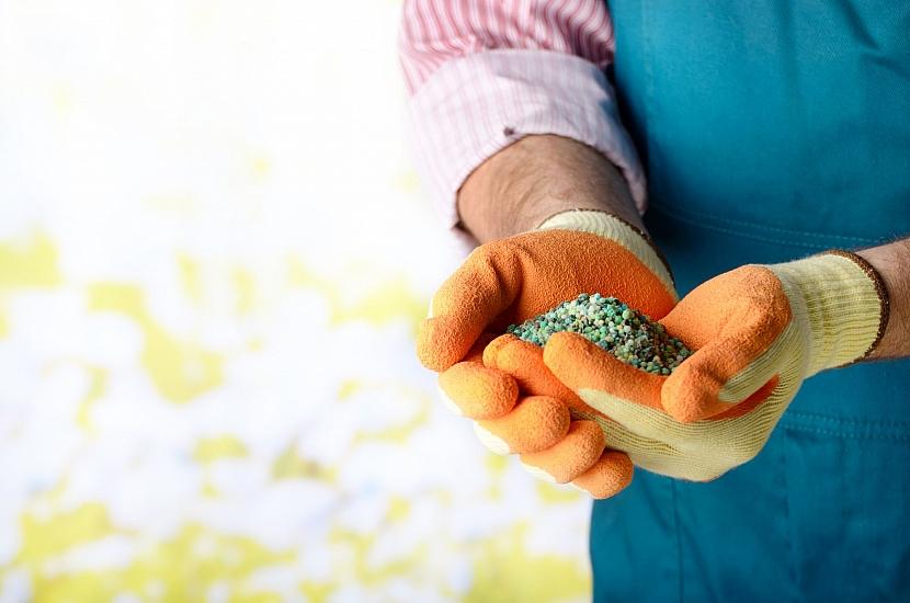 Hnojivo pro trávník