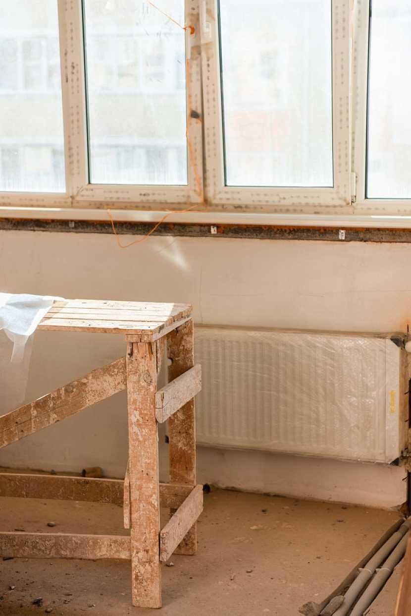 Renovace oken začíná samotným výběrem rámů a skel