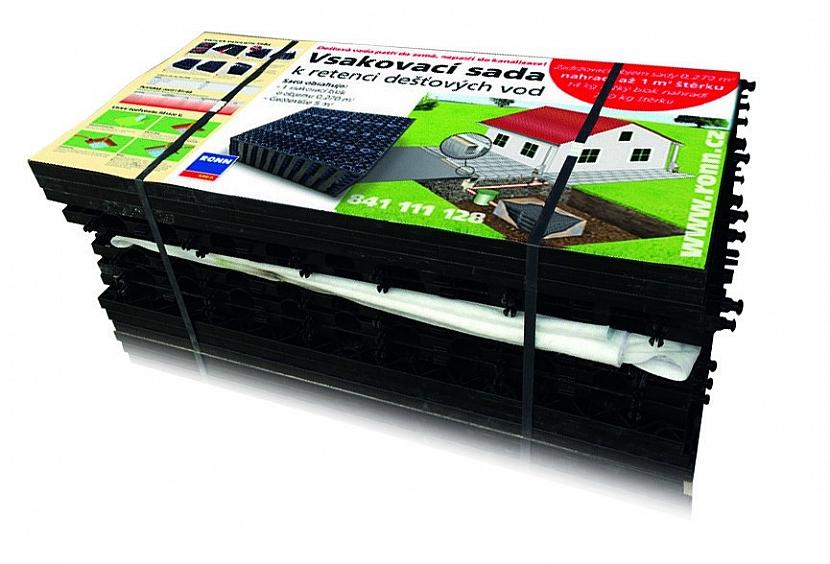 Vsakovací bloky X-Box unesou i nákladní auto