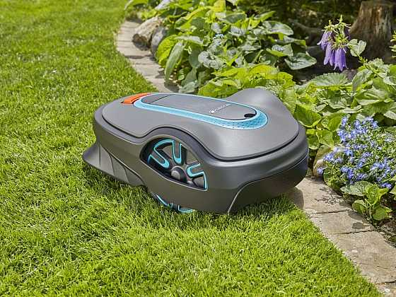 Svěřte sekání trávy robotické sekačce (Zdroj: ROBOT WORLD)