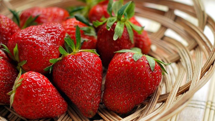 Zahradnický horoskop: Kozoroh miluje jahody