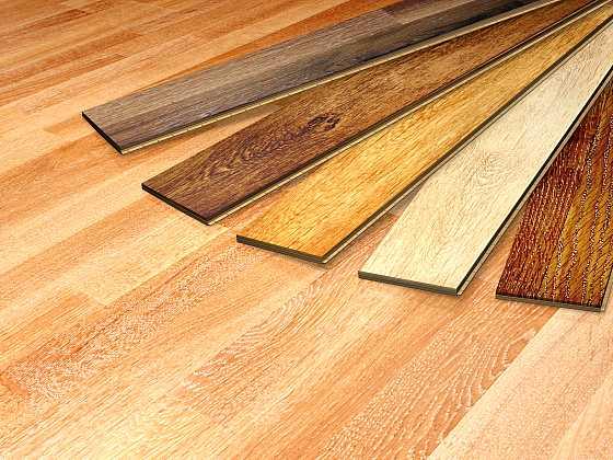 Jak opravit rýhy a škrábance na laminátové podlaze? (Zdroj:   Depositphotos)