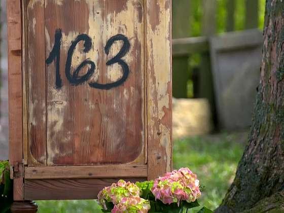 Vyrobte si originální číslo popisné (Zdroj: Prima DOMA MEDIA, s.r.o.)