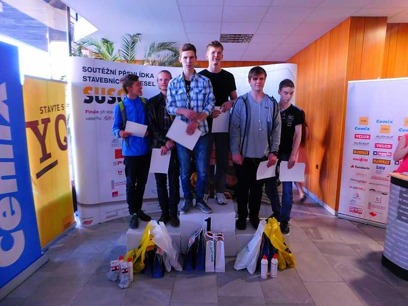 Jarní hledání talentů: Soutěžní přehlídka stavebních řemesel SUSO má další finalisty