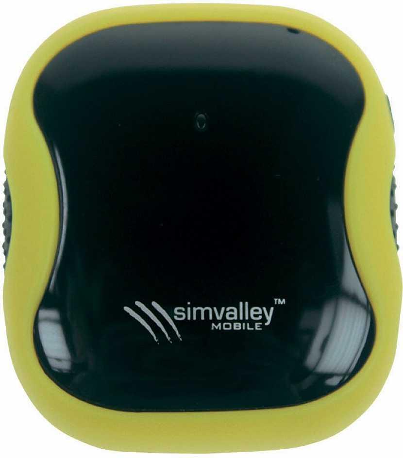 Mobilní vyzvědač a pozorovatel - GPS GSM Tracker Spy & Observe GT-170 simvalley