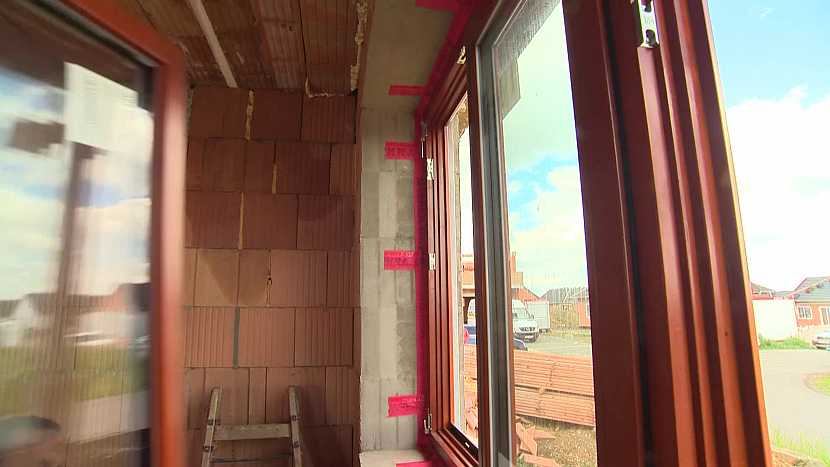 Správně osazené okno