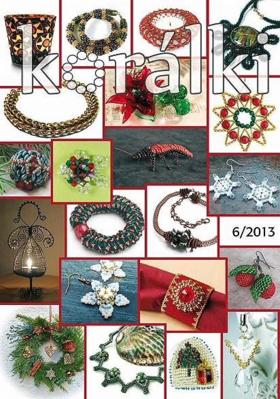 Obsah časopisu Korálki 6/2013 – Vánoce