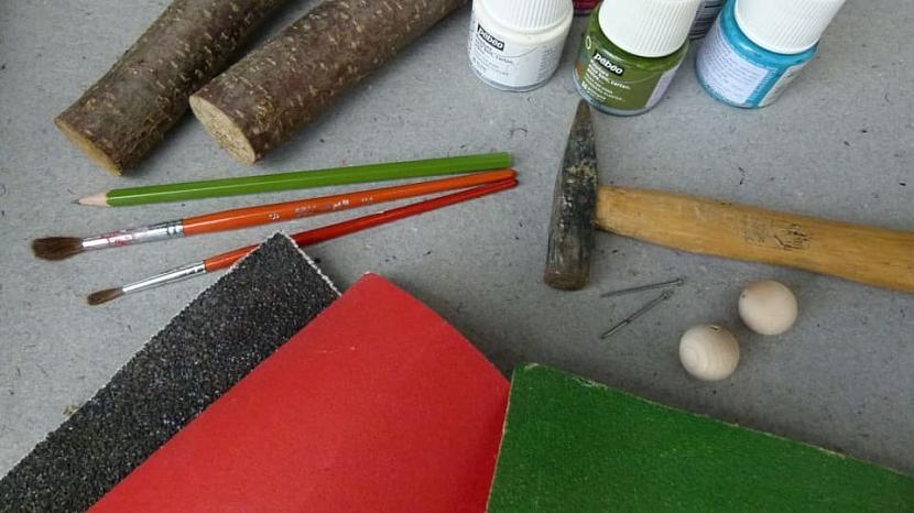 Jak vyrobit kouzelné trpaslíky do zahrady 2