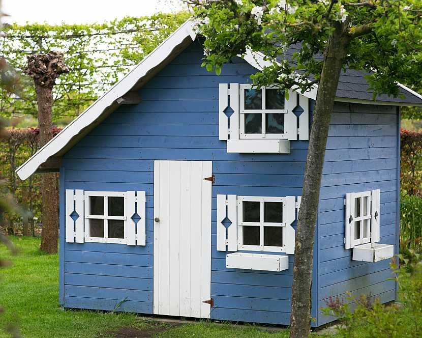 Malý zahradní domek