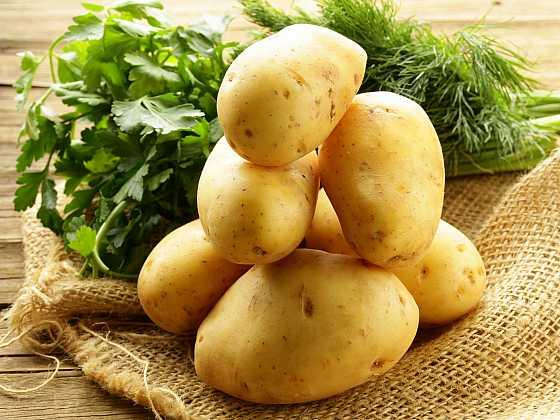 Připravte si oblíbené odrůdy brambor na rašení (Zdroj: Depositphotos)