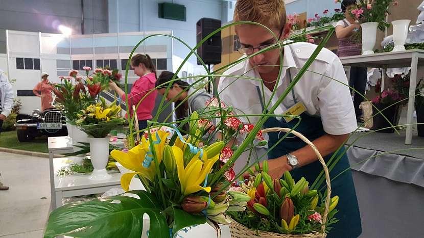 Na výstavišti v Lysé navštivte expozici Českého zahrádkářského svazu na veletrhu Květy