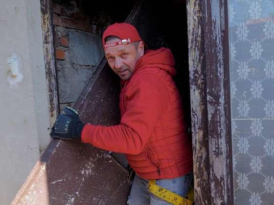 Přestavbu začněte vybouráním starých oken (Zdroj: Prima DOMA)