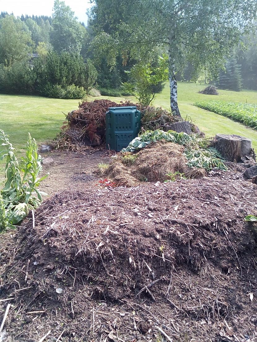 Volný kompost