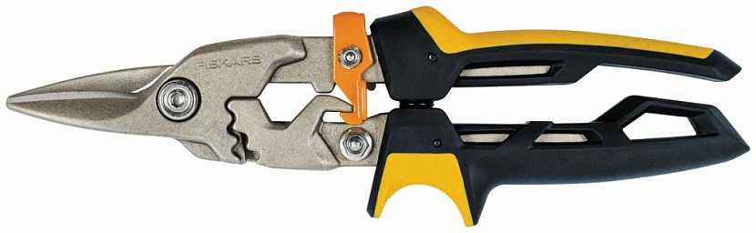 Nůžky na plech Fiskars Hardware