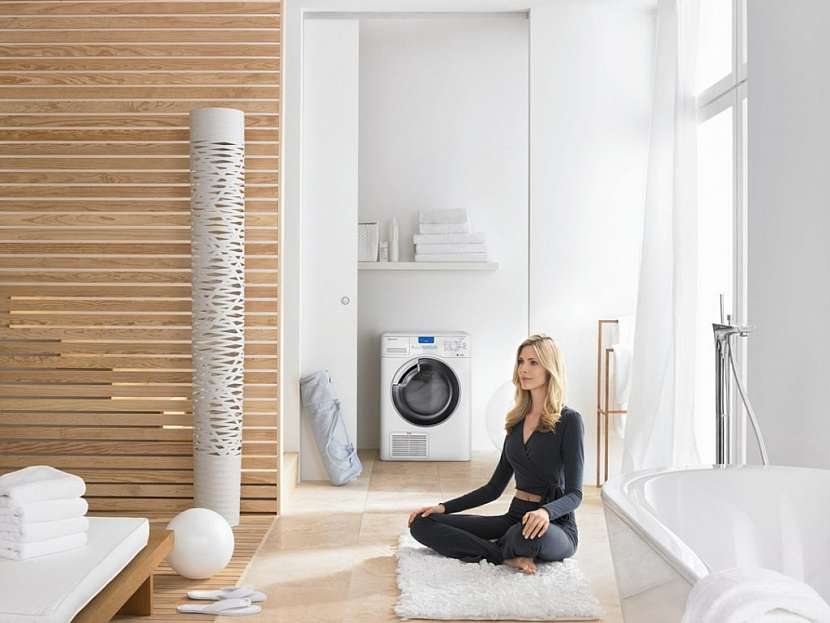 Bezkonkurenčně nejefektivnější praní s řadou EcoStyle