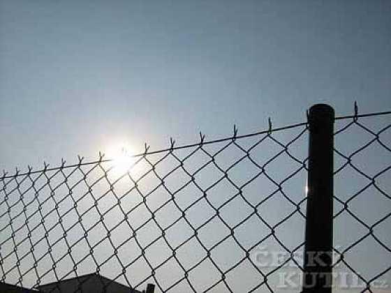 Stavíme drátěný plot