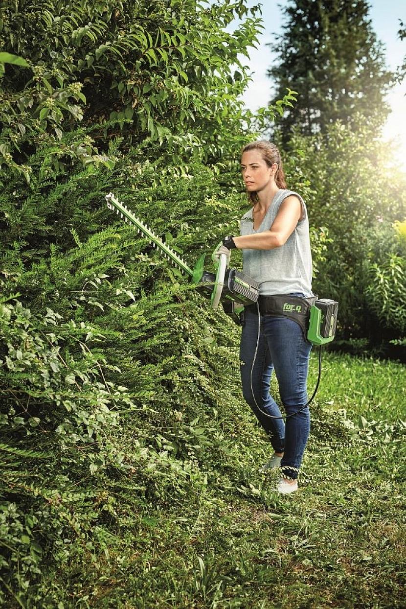 Dřeviny na zahradě aneb Základem je správné nářadí