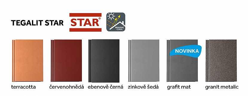 Tašky Tegalit STAR