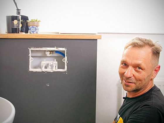 Opravit protékající záchod zvládnete i bez instalatéra (Zdroj: Prima DOMA)