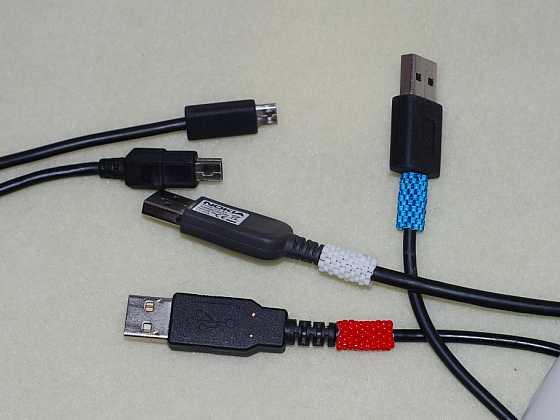 Značkovače na kabely