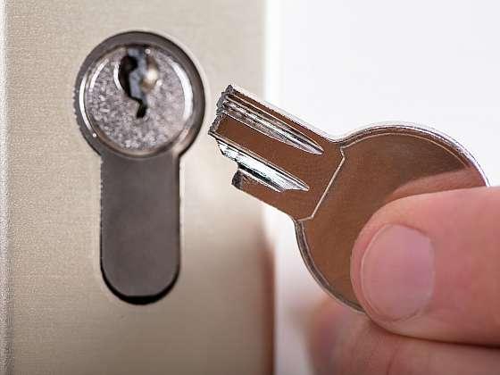 Zlomený klíč v zámku není nic příjemného. Víte však, že jej můžete zvládnout i sami? (Zdroj: Depositphotos)