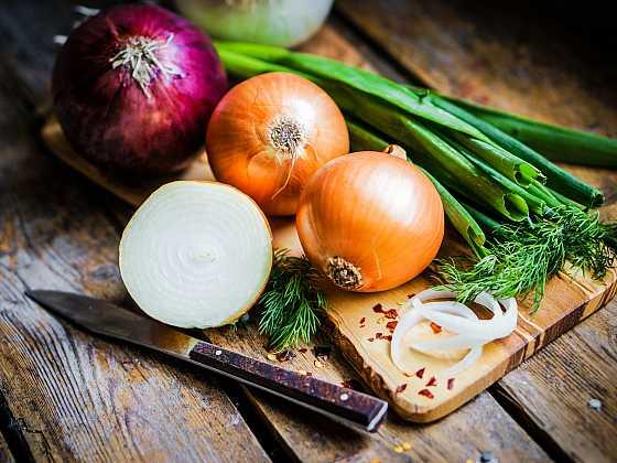 Kterou odrůdu cibule zvolit? (Zdroj: Depositphotos)