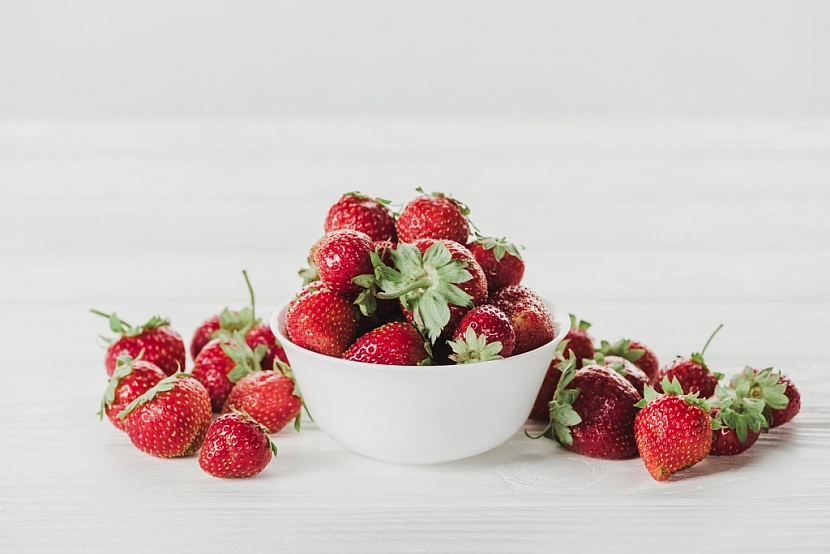 Konzumujte ovoce zdravé, bez známek poškození či choroby