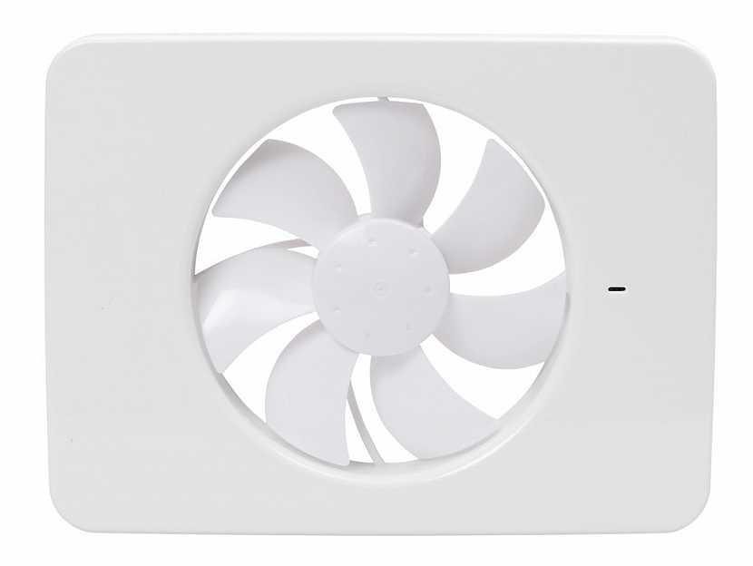 Intellivent Celsius - ventilátor se zabudovaným termostatem