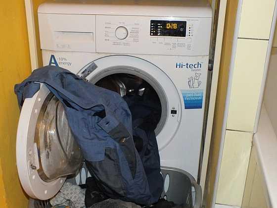Brudra - správná péče o pracovní oděvy se vyplatí