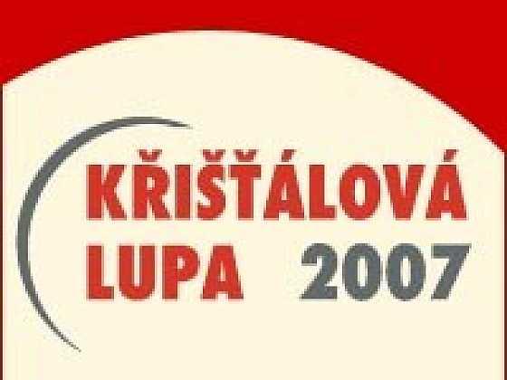 ČeskýKutil.cz se nominoval do čtenářské ankety Křišťálová Lupa 2007, můžete jej podpořit