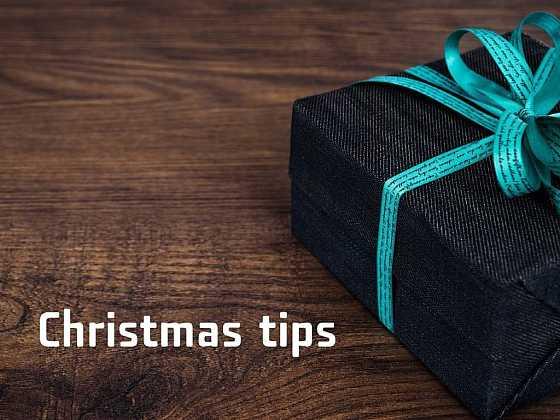 CERVA přináší: Tipy na vánoční dárky (Zdroj: Cerva)
