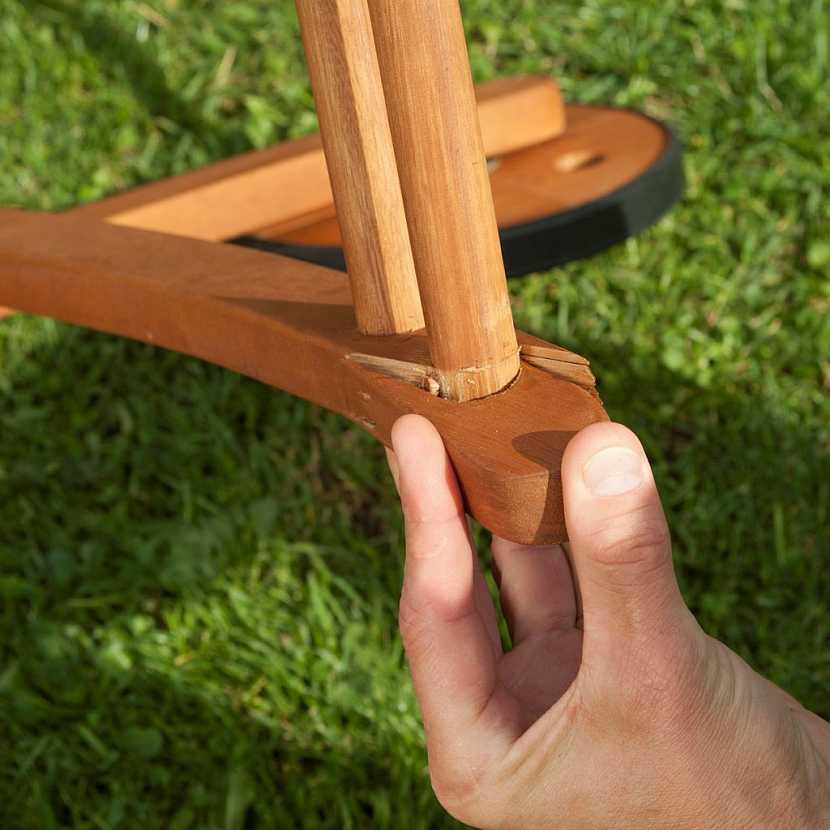 Jak na opravy dřevěného nábytku