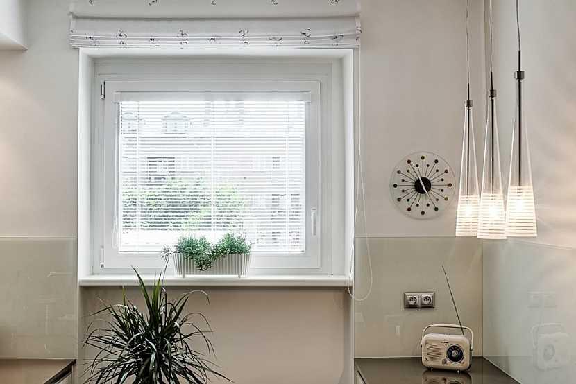 Kvalita PVC okenních profilů není určována množstvím použitého materiálu.