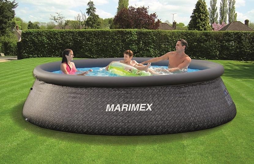 Vynikající alternativou jsou také nafukovací bazény