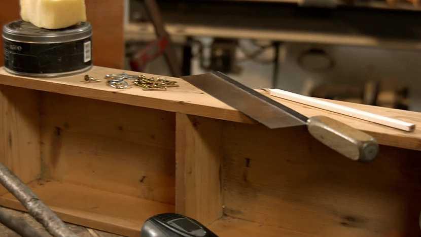 Pilka na dřevo