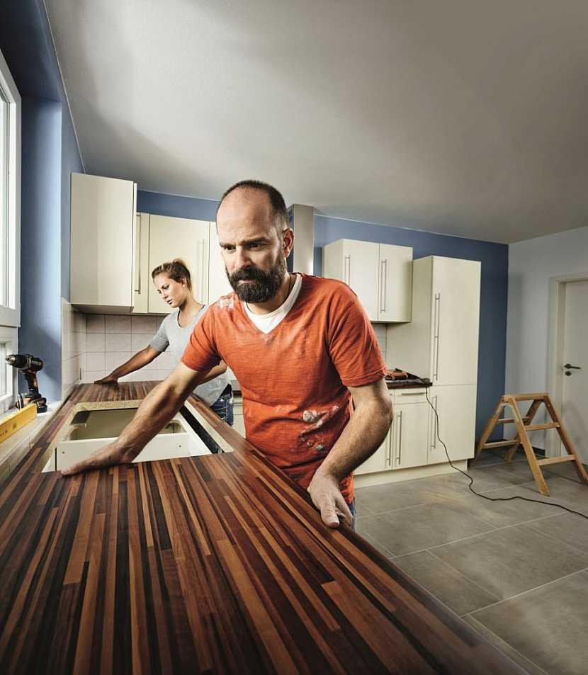Jak nalakovat kuchyňský nábytek?