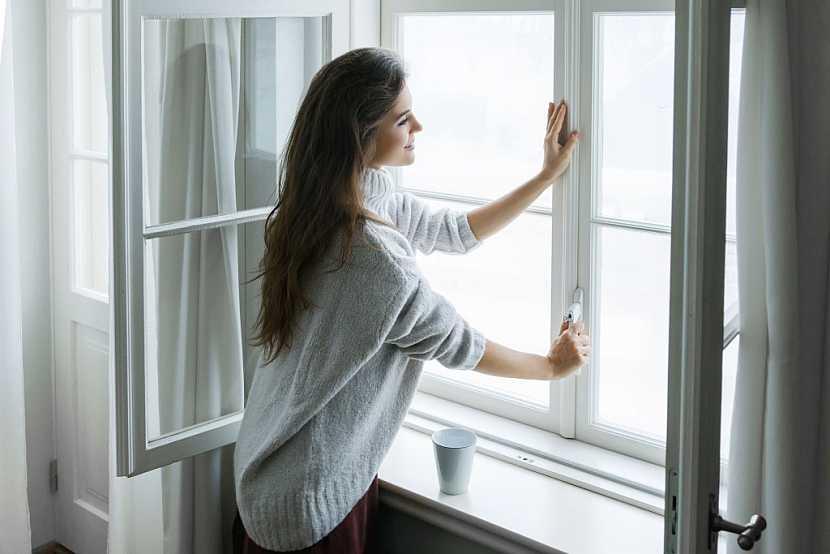 Pokud máte špaletová okna v dobrém stavu, nezbavujte se jich