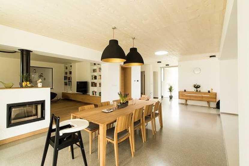 Světlovod najde uplatnění i moderních interiérech