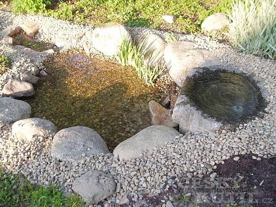 Stavba a rekonstrukce umělého potoka – 2. díl (Zdroj: FOX)