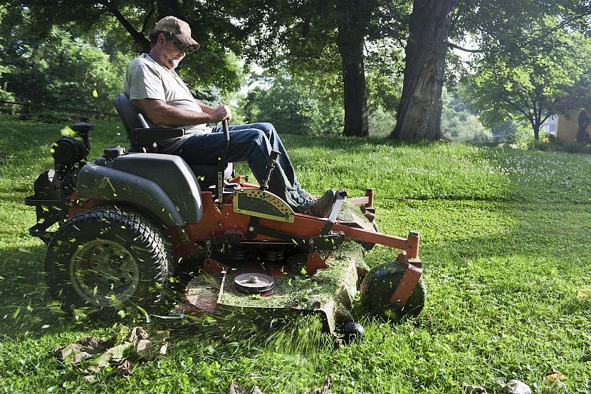 Zahradní rider