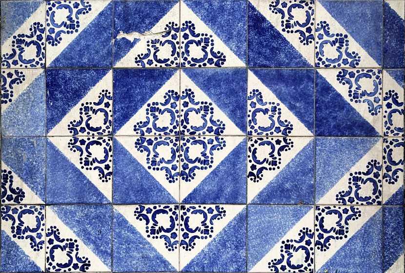 Z obkládaček lze vytvořit nadčasové vzory a dekory