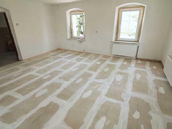 Jak nejrychleji udělat novou podlahu