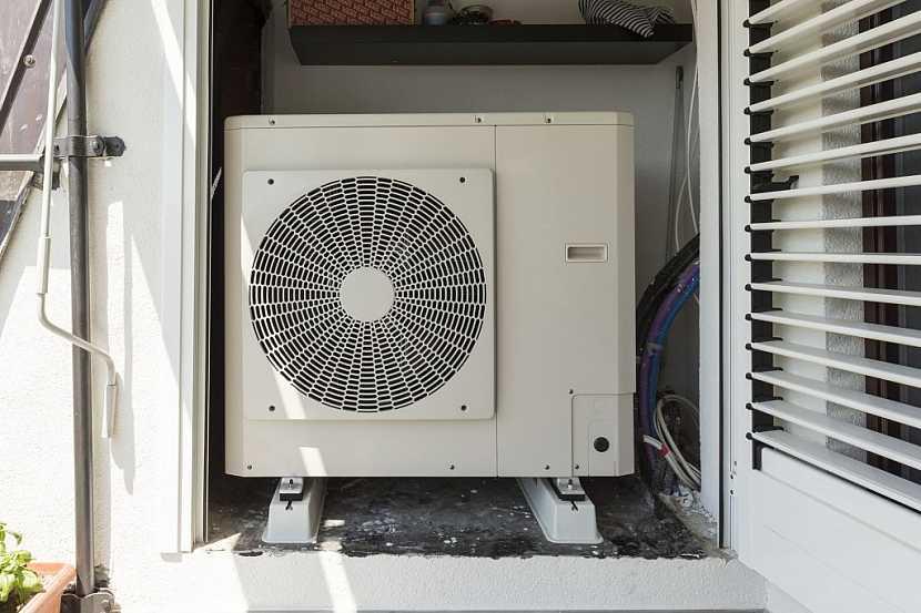 Dbejte na nákup tepelného čerpadla s dostatečným výkonem