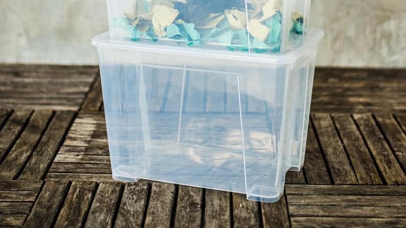 Jak vyrobit vermikompostér z plastových krabic 5