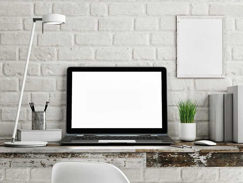 Vytvořit v obývacím pokoji pracovní kout není nic nemožného